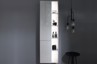 Badu sideboards & cabinets  by  burgbad