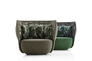 BAY armchair  by  B&B Italia