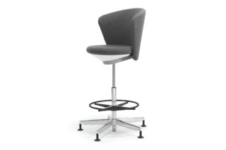Bay Chair Counter  von  Bene