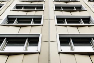 concrete skin, BayWa Munich  by  Rieder
