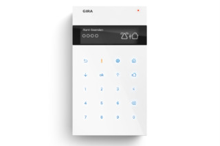 Gira security system Alarm Connect  by  Gira