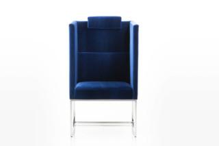 Belami Sessel mit hoher Rückenlehne  von  Brühl