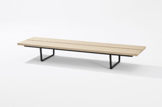 New Wood Plan bench  by  Fast