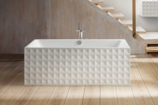 BETTELOFT ORNAMENT Free-standing bath  by  Bette
