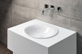 BETTELUX OVAL Built-in washbasin  by  Bette