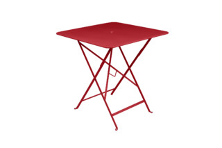 Bistro square table 71x71  by  Fermob