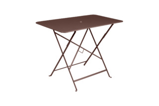 Bistro rectangular table 97x57  by  Fermob