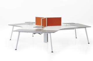 Atos Desk System  by  Koleksiyon