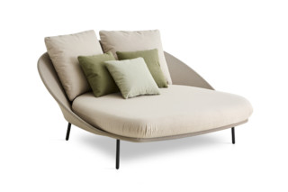 Twins double chaise longue C173  by  Expormim