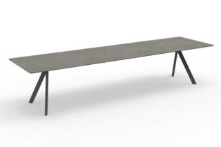 Atrivm Outdoor rechteckiger Esstisch C227  von  Expormim