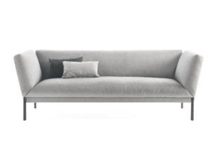 Livit sofa with high armrest C464  by  Expormim