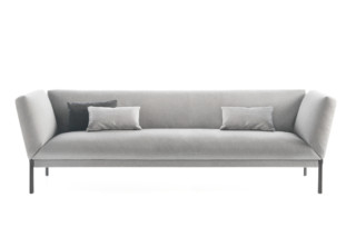 Livit XL sofa with high armrest C467  by  Expormim