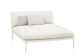 Livit chaise longue module C477  by  Expormim