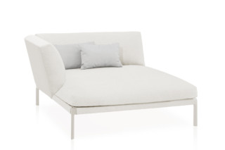 Livit left chaise longue module C493  by  Expormim