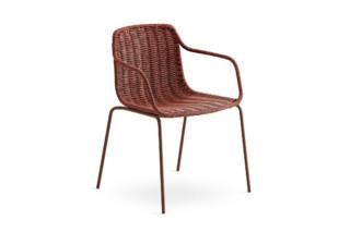 Lapala Stuhl mit Armlehne C596 T  von  Expormim