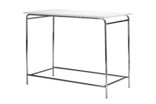 CURVEis1 table high  by  Interstuhl