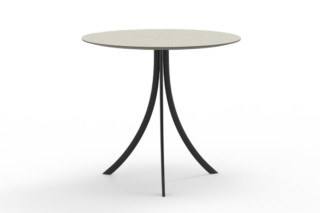 Bistro Outdoor dining table stand with round top C903 R  by  Expormim