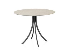 Bistro Outdoor dining table stand with round top C904 R  by  Expormim