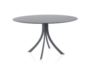 Falcata Outdoor round dining table C935 R  by  Expormim