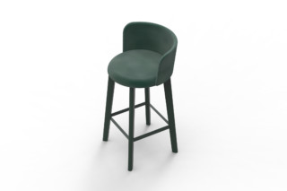 CHAIRMAN bar stool cushion  von  conmoto