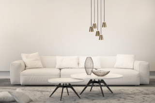 Chaplin chandelier 5  by  Formagenda