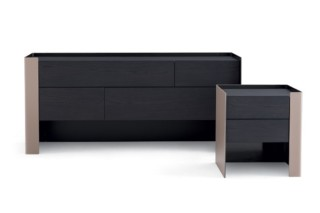 Chloe chests of drawers  by  Poliform