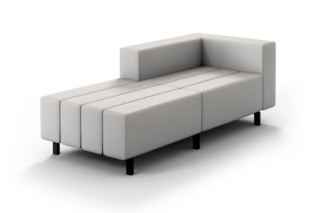 CL classic recamier  by  modul 21
