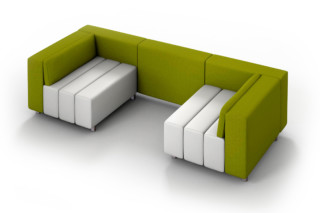 CL classic seating group  by  modul 21