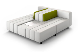CL经典沙发配小桌板by  modul21