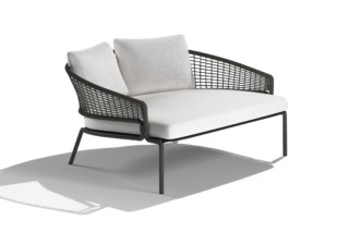 CTR lounge bed  by  Tribù
