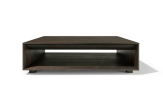 lux coffee table  by  TEAM 7
