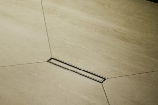 Dallmer shower channel CeraFrame Individual  by  Dallmer