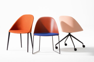 Cila - chair  by  Arper