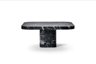 Bow Coffee Table Marble  by  ClassiCon