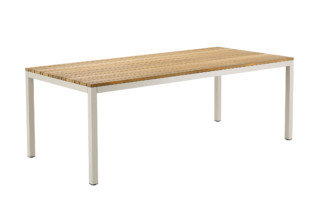 Classic alu dining table  by  solpuri