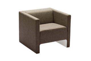 Viccarbe Davos Seating  by  Steelcase