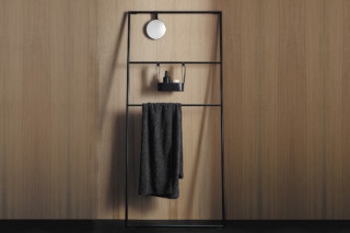 Coco towel rail rack  by  burgbad