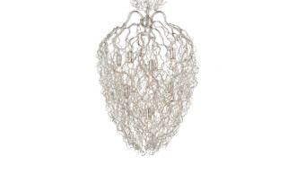 Hollywood Chandelier Conical   by  Brand van Egmond