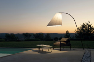 Cone standing lamp  by  Emu