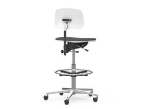 1000 classic swivel counter stool  by  Dauphin