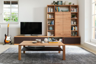 cubus wall unit  by  TEAM 7