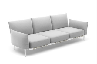 BREA 3-seater  by  DEDON