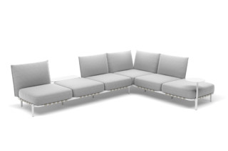BREA corner sofa XL left  by  DEDON