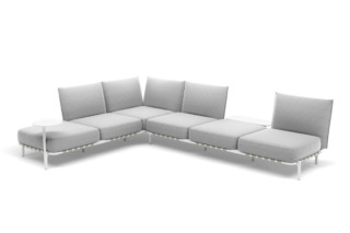 BREA corner sofa XL right  by  DEDON