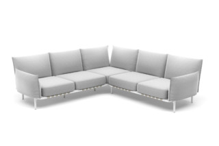 BREA corner sofa  by  DEDON