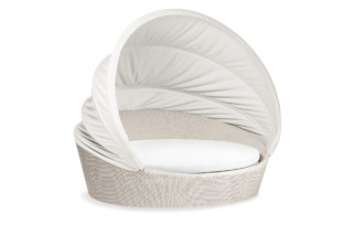 ORBIT loveseat  by  DEDON