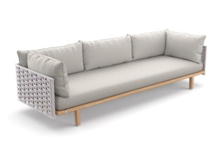 SEALINE 3er-Sofa  von  DEDON