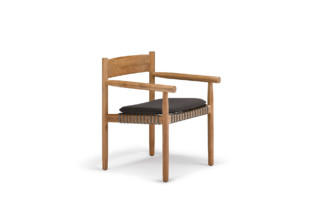 TIBBO armchair  by  DEDON
