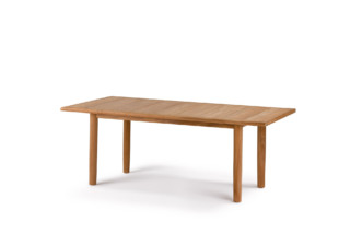 TIBBO dining table 199  by  DEDON