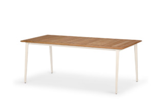 WA dining table 100x200  by  DEDON